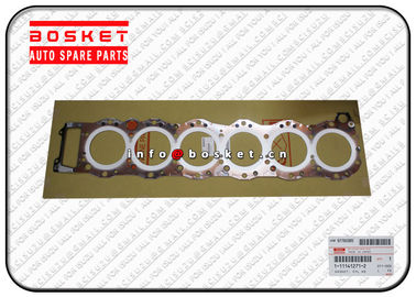 China Durable EXR RHD Isuzu Cylinder Head Gasket 1111412712 1-11141271-2 factory