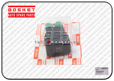 China 8973870314 8-97387031-4 Fog Lamp Switch for NPR75 / Isuzu Spare Parts factory