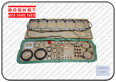 China Durable Isuzu Cylinder Gasket Set 1878146791 1878120230 1-87814679-1 1-87812023-0 factory