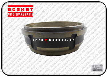 China Durable NKR Truck Chassis Parts Front Brake Drum 8944370713 8-94437071-3 factory