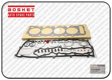 China 5878170391 5-87817039-1 Isuzu Cylinder Gasket Set for ISUZU 4HG1 NKR factory