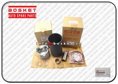 China 1878117015 1-87811701-5 Engine Cylinder Isuzu Liner Set For FVR32 6HE1T factory