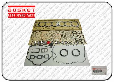 China Truck Engine Overhaul Gasket Kit 1878144370 1878137561 1-87814437-0 1-87813756-1 factory
