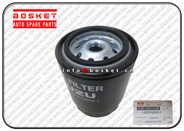 China 1-87610053-0 8-98036654-0 1876100530 8980366540 Fuel Filter Element For ISUZU FVZ34 6HK1 supplier