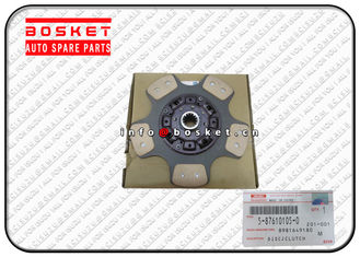 China 4HK1 Clutch Disc Isuzu Replacement Parts 5-87610105-0 8-98164918-0 5876101050 8981649180 factory