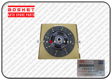China BVP PARTS 5-87610107-0 8-97310275-0 5876101070 8973102750 Clutch Disc For ISUZU NPR57 4BC2 supplier