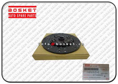 China Clutch Disc Isuzu Replacement Parts TFS 5-87610125-0 8-97368062-0 5876101250 8973680620 factory