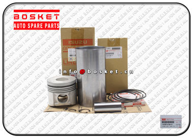 China 6BG1 Isuzu Liner Set 1878141060 1-87814106-0 Engine Cylinder Liner Kits supplier