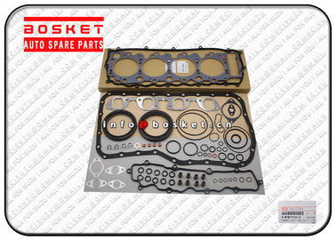 China High Performance Isuzu Cylinder Gasket Set 5878171223 5-87817122-3 Engine Overhaul Kit supplier
