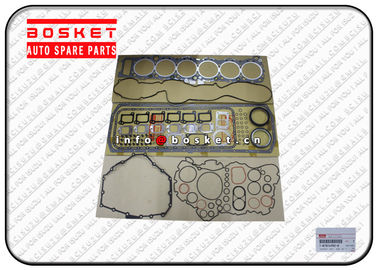 China Isuzu Engine Overhaul Gasket Set 1878138460 1878149920 1-87813846-0 1-87814992-0 factory