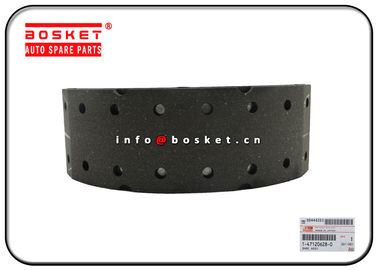 China 1-47120628-0 1471206280 Front Brake Shoe For ISUZU FSR H/S Code 870830000 factory