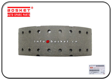 China 1-47120629-0 1471206290 FSR Isuzu Brake Parts  Rear Brake Shoe factory