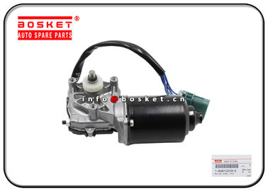 China 1-86810059-0 1868100590 ISUZU FVR Front Windshield Wiper Motor Assembly supplier