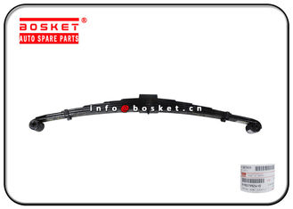 China Isuzu 4HK1 NQR75 8-98079924-0 8980799240 Front Leaf Spring Assembly supplier