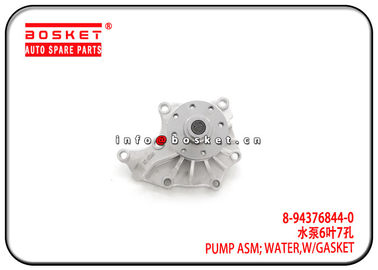 China Gasket Water Pump Assembly For ISUZU 4JB1 TFR 8-97105012-2 8-94376844-0 8971050122 8943768440 factory