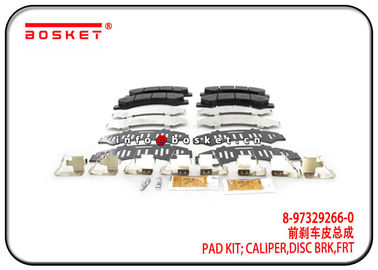 China ISUZU 4HK1 4HG1 NKR  8-97329266-0 8-97168633-0 8-97211691-0 8-98216922-0  Front Disc Brake Caliper Pad Kit factory