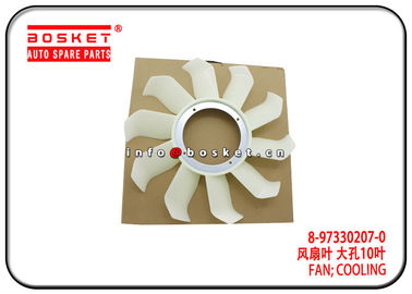China ISUZU 4JJ1T NLR85  8-97330207-0 8-97944150-0 8973302070 8979441500 Cooling Fan factory