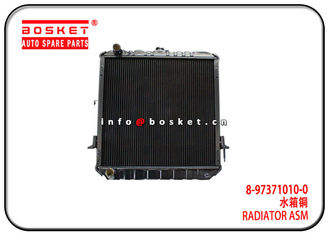 China ISUZU 4HF1 4HG1 NPR 8-97371010-0 8973710100 Radiator Assembly factory