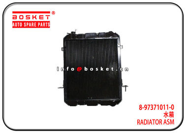 China ISUZU 4HG1 4HF1 NPR 8-97371011-0 8973710110 Radiator Assembly factory