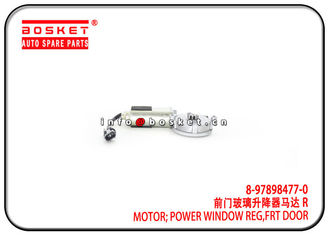 China ISUZU 4JH1 NKR77 8-97898477-0 8978984770 Front Door Power Window Regulator Motor factory