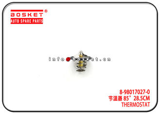 China 4JJ1 TFR Isuzu D-MAX Parts 8-98017027-0 8980170270 Thermostat supplier