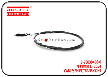 China ISUZU 4JB1T NMR 8-98038456-0 4S60 8980384560 Transmission Control Shift Cable factory