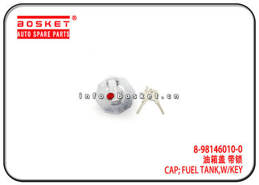 China ISUZU 4HK1 NQR75  8-98146010-0 8-98088982-0 8981460100 8980889820 With Key Fuel Tank Cap factory