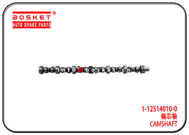China 1-12514010-0 1125140100 Isuzu Engine Parts Camshaft For 6BG1 XE supplier