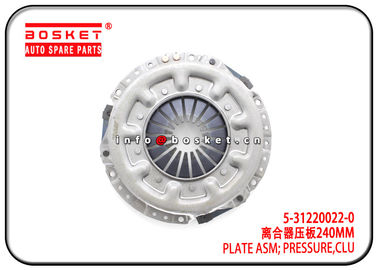 China 5-31220022-0 5-31220017-0 5312200220 5312200170 Clutch Pressure Plate Assembly Suitable for ISUZU 4JB1 NKR55 factory