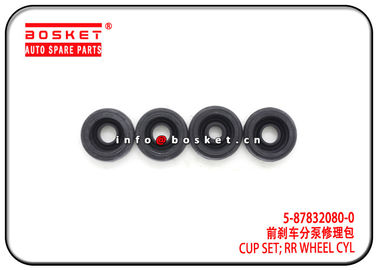 China 5-87832080-0 5878320800 Rear Wheel Cylinder Cup Set Suitable for ISUZU NPR factory