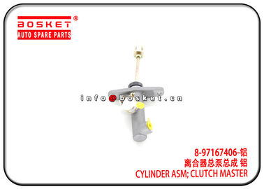 China 8-97167406-1 8-98117644-0 8971674061 8981176440 Clutch Master Cylinder Assembly Suitable for ISUZU 4JB1 NKR55 factory