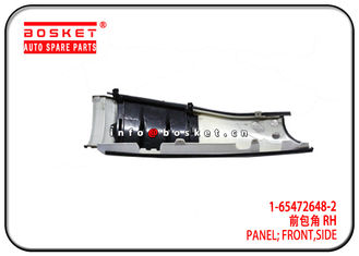 1-65472648-2 1654726482 Isuzu CXZ Parts / Side Front Panel For 10PE1 CXZ81