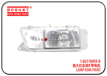 Head Lamp Assembly Isuzu CXZ Parts For 6WF1 CXZ51L 1-82110455-0 8-98097190-0 1821104550 8980971900