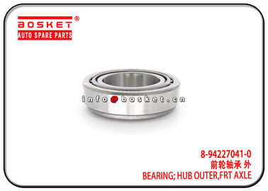 China 8-94227041-0 8942270410 Front Axle Hub Outer Bearing For ISUZU 4ZE1 UCS17 factory