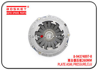 8-94374897-8 ISC589 8943748978 Clutch Pressure Plate Assembly For ISUZU 6VD1 UCS25