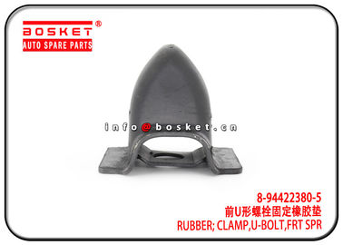 China 8-94422380-5 8944223805 Front Spring U-Bolt Clamp Rubber For ISUZU NPR factory