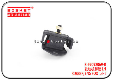 China 8-97092069-0 8970920690 Front Engine Foot Rubber For ISUZU 4BE1 NPR58 factory