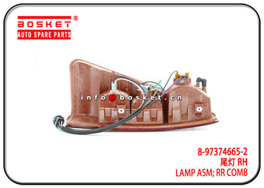 China Rear Combination Lamp Assembly Isuzu D-MAX Parts 02-0506-08 TFR TFS 8-97374665-2 VC-DMAX-IS-107 RH 8973746652 factory