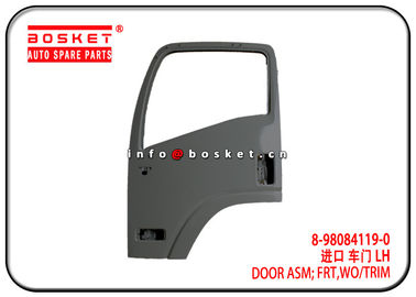China 25KG Isuzu NPR Parts 700P Wo/Trim Front Door Assembly 8-98084119-0 8980841190 factory
