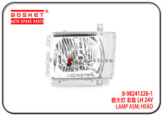 4HK1 NPR75 Isuzu NPR Parts Head Lamp Assembly 8-98241326-1 8-98098480-0 8982413261 8980984800