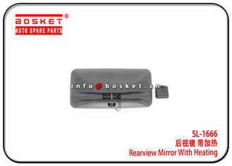 Mitsubishi Isuzu Truck Parts SL-1666 SL1666 Rearview Mirror With Heating