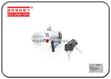 China Car Lock Cylinder Set For ISUZU CXZ81 FVR34 1-79130071-1 1-79138201-1 1791300711 1791382011 factory