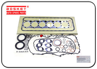China ISUZU Engine Overhaul Gasket Set 1-87814046-0 1-87814653-0 1-87814361-0 1878140460 1878146530 1878143610 factory
