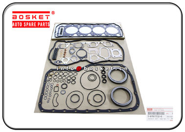 China ISUZU NPR 700P Engine Overhaul Gasket Kit 5-87817532-0 5-87815192-0 5878175320 5878151920 factory
