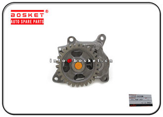 China Oil Pump Assembly For ISUZU 6HK1 FRR 8-94390414-1 L210-0029M 8943904141 L2100029M factory