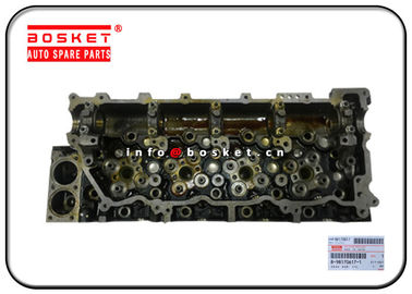 China ISUZU 4HK1 NPR NQR 8-98170617-0 8981706170 Cylinder Head Assembly factory