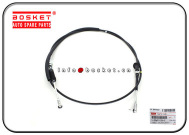 China 1-33671133-1 1336711331 Clutch System Parts Transmission Control Select Cable For ISUZU 6HH1 FTR33 factory