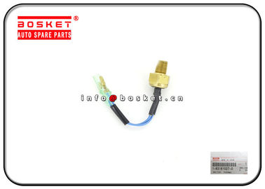 China 1-83161027-0 1831610270 Thermo Switch Suitable for ISUZU CXZ CVZ factory