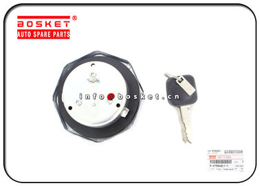 China NKR 100P Isuzu Body Parts With Key Fuel Tank Cap 8-97994821-1 8-94160028-0 8979948211 8941600280 factory