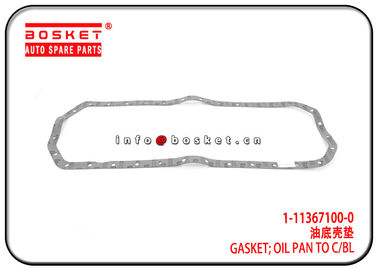 1-11367100-0 1113671000 Oil Pan To Cylinder Block Gasket For ISUZU 6BD1 6BG1 FSS FTS